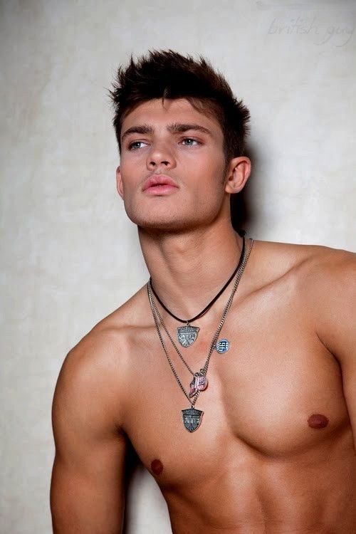 Eugen Bauder, German model born in Kazakhstan | MALE ...