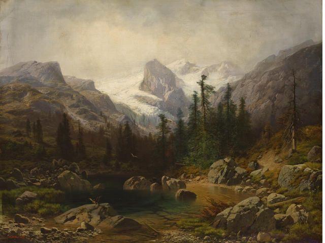 Art Canvas//Poster Print A3//A2//A1 Kindred Spirits 1849 Durand