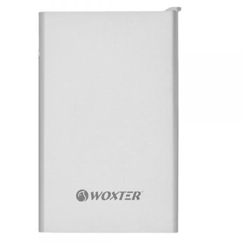 Power Bank Woxter Slim 4400 mah plata #iphone #blogtecnologia #tecnologia