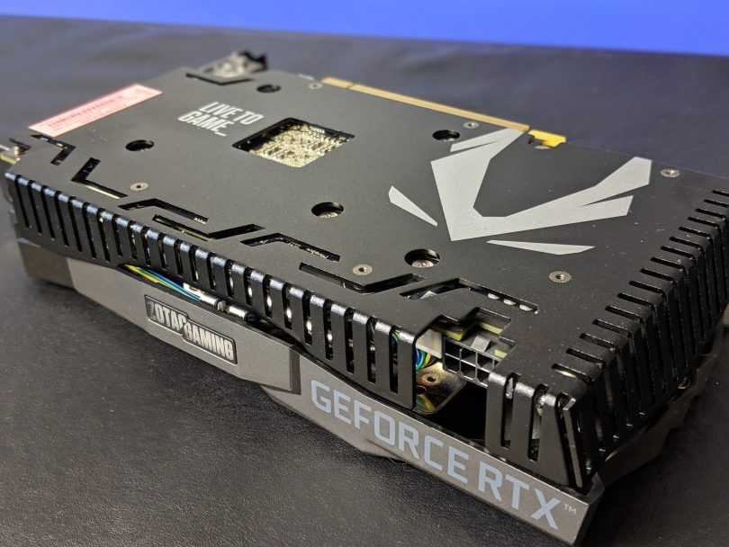 Zotac Gaming Geforce Rtx 2070 Mini Review Small Form Factor Network Mini Games Reviews