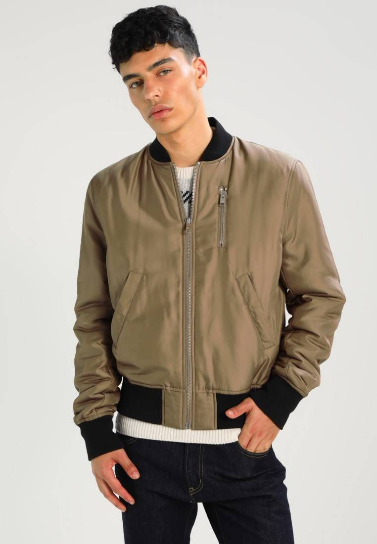 Zalando khaki jacket