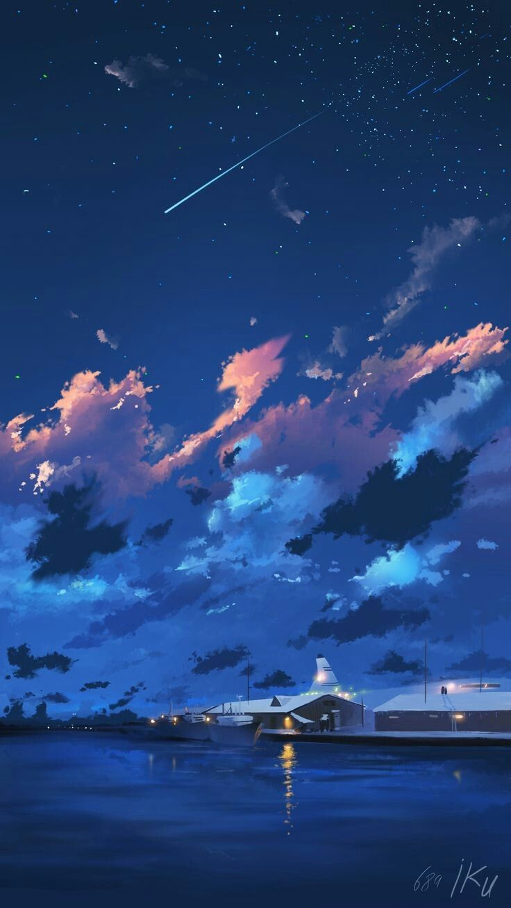 Pin By Matt On Wallpapers Anime Scenery Wallpaper Anime Scenery Scenery Wallpaper