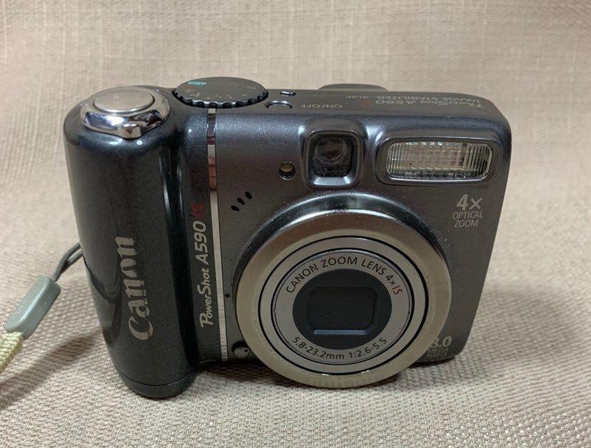 Canon Powershot A590 Digital Camera Mercari Digital Camera Powershot Canon Powershot