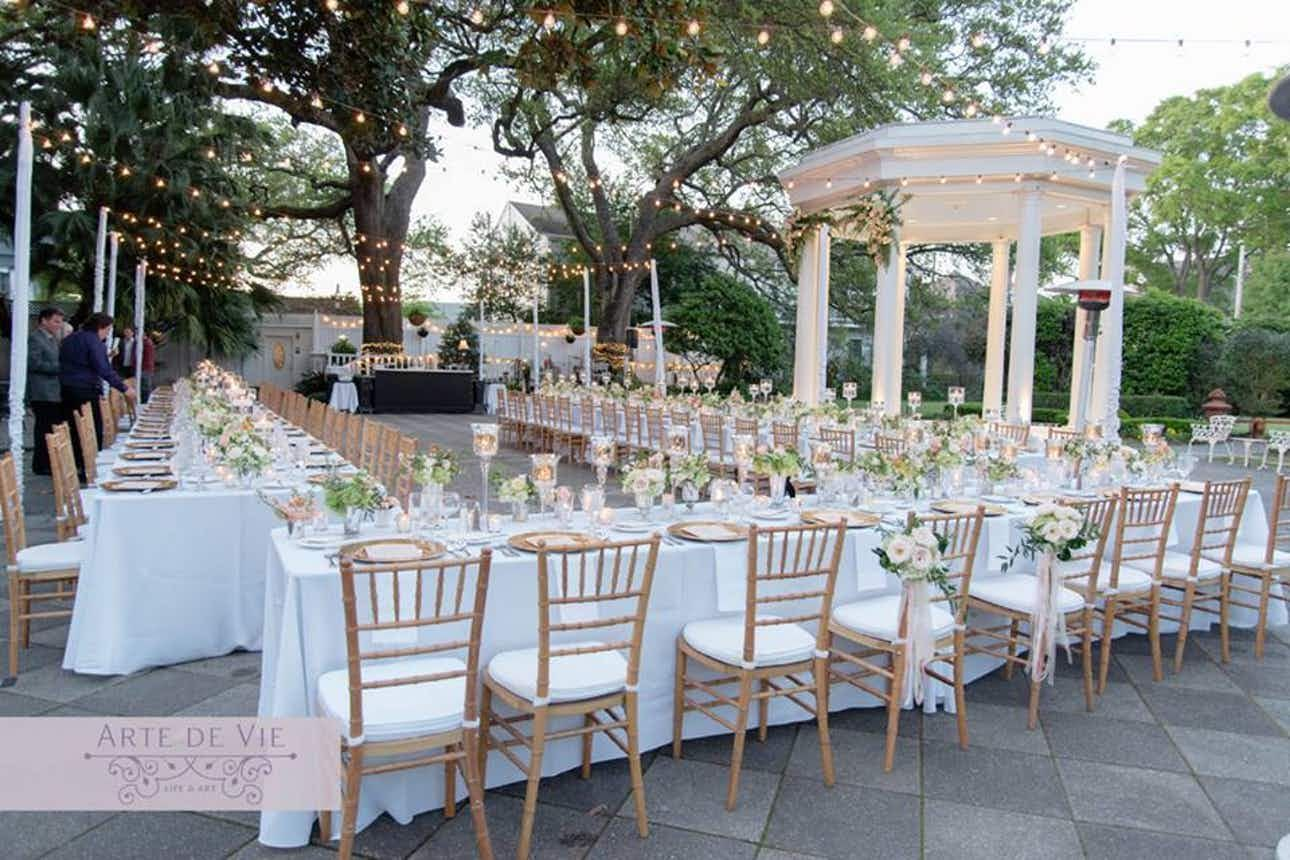 The Elms Mansion and Gardens New Orleans Wedding Venue