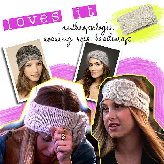 The Whitney Headband Whitney Port from MTV My version of this CUTE ...