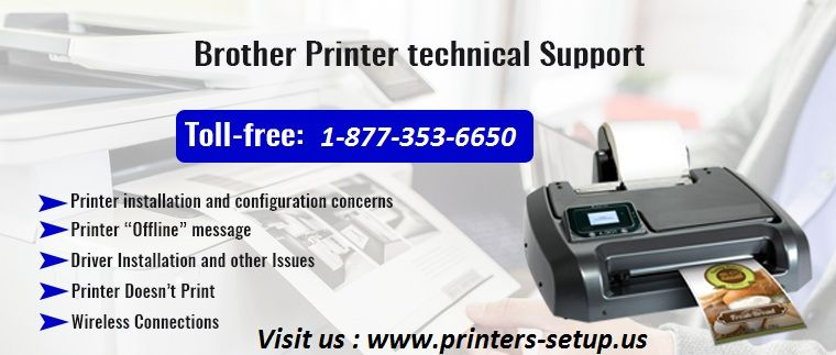 Brother Printer Offline Issue Is The Most Common Issue Now A Days