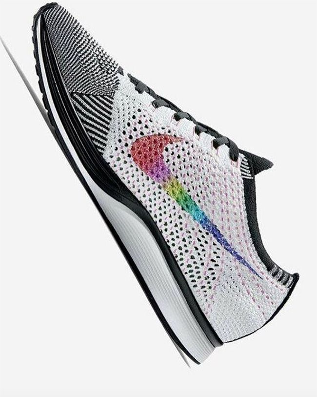 new styles c2ada 6ec3d BE TRUE Nike Flyknit Racer First Look Nike Flyknit Racer BE TRUE eukicks