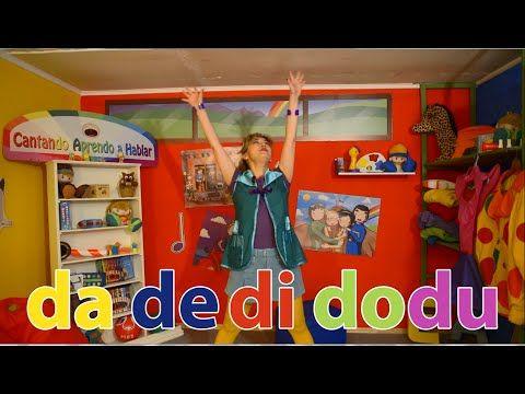 El Sonido D En El Club De Cantando Aprendo A Hablar Capítulo 10 Educación Bilingüe Canciones Infantiles Juegos De Música