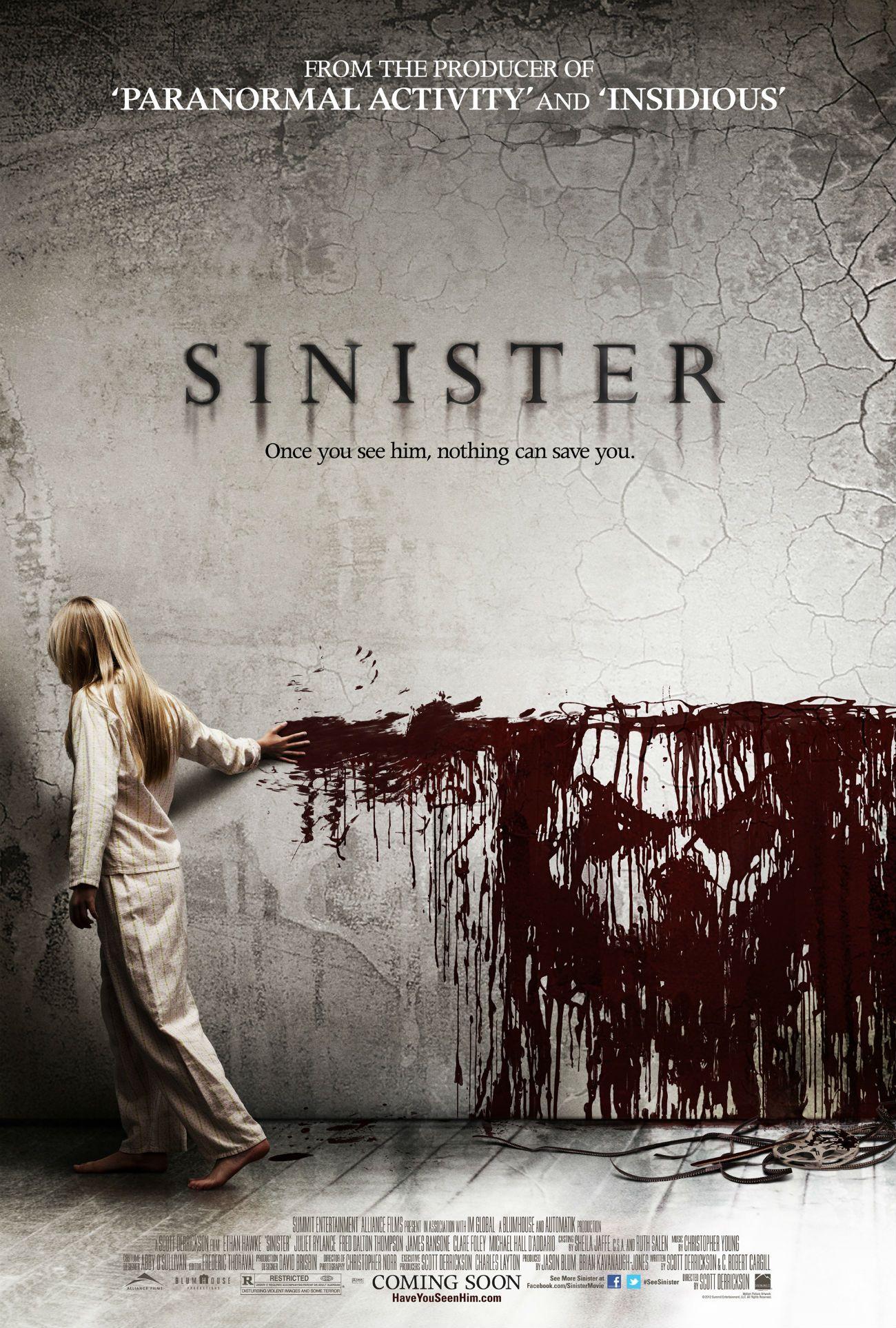 A Entidade (Sinister, Scott Derrickson)