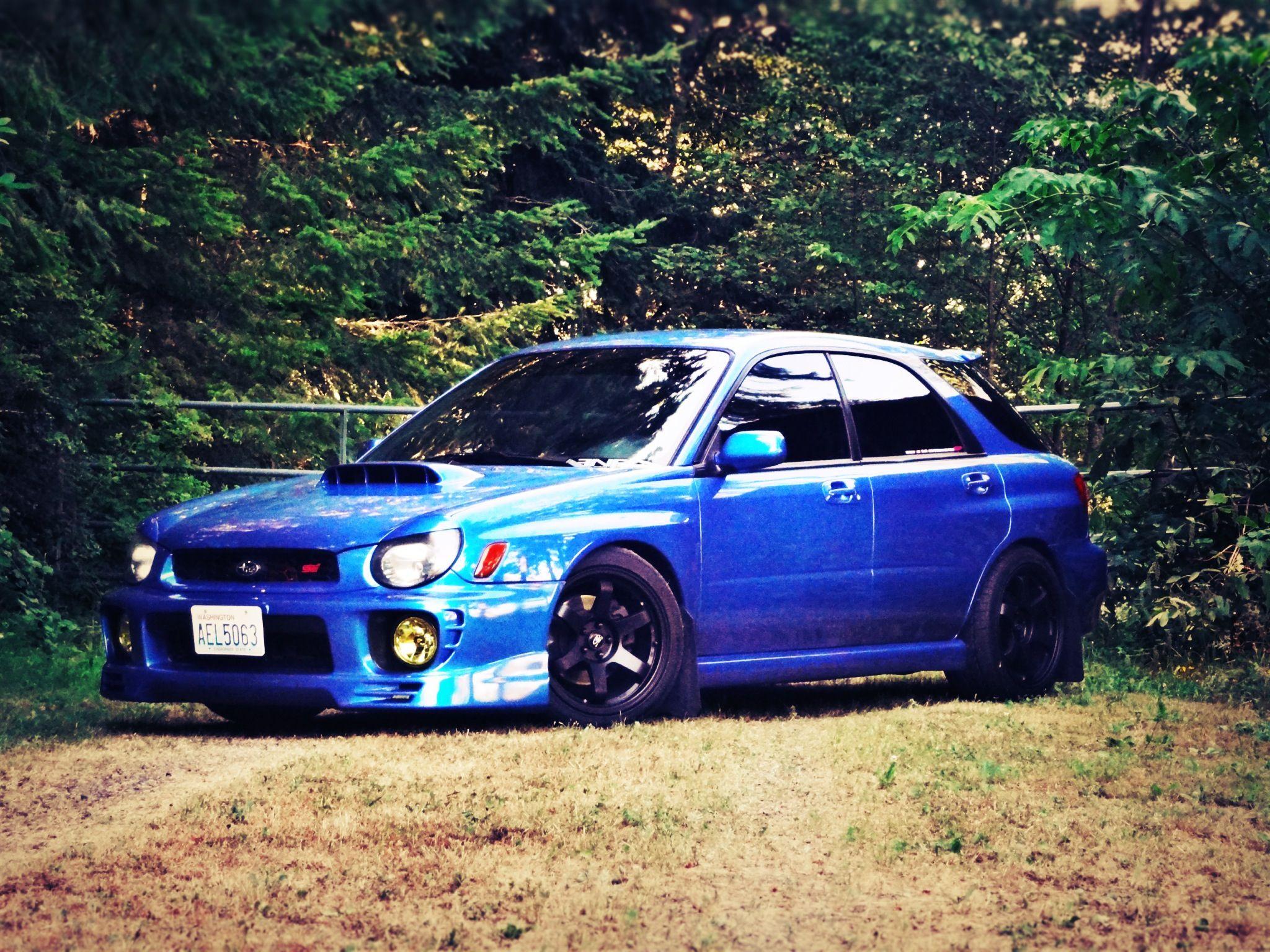2003 Subaru Impreza WRX Sport Wagon Automatic related ... |2003 Impreza Wrx Wagon Stanced