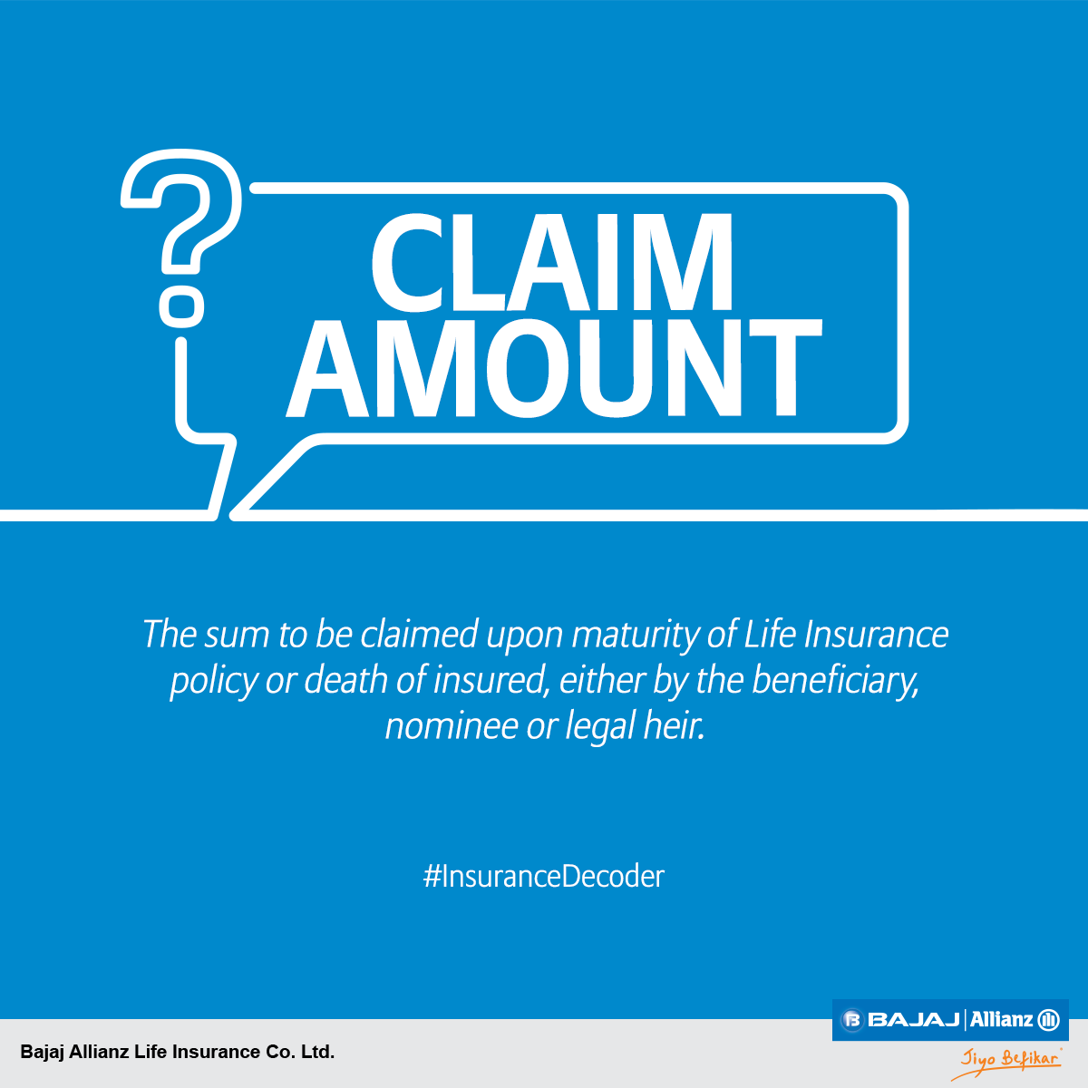 Don T Let Doubts Cloud Your Judgement Simplify Life Insurance With Insurancedecoder Simplifying Life Life
