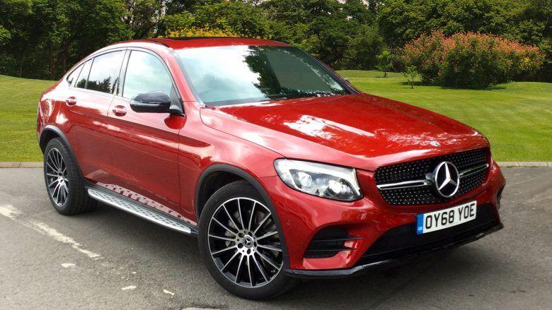 Used Mercedes Benz Glc Coupe Glc 250 4matic Amg Line Premium Plus