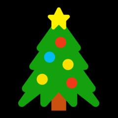 Christmas Tree Emoji Tree Emoji Christmas Tree Classic Christmas Tree