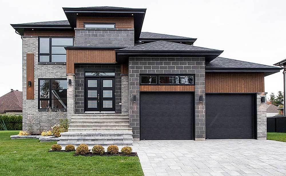 northwest modern home architecture. Contemporary Architecture MultiLevel Modern House Plan  80840PM  2nd Floor Master Suite Butler  Walk On Northwest Home Architecture