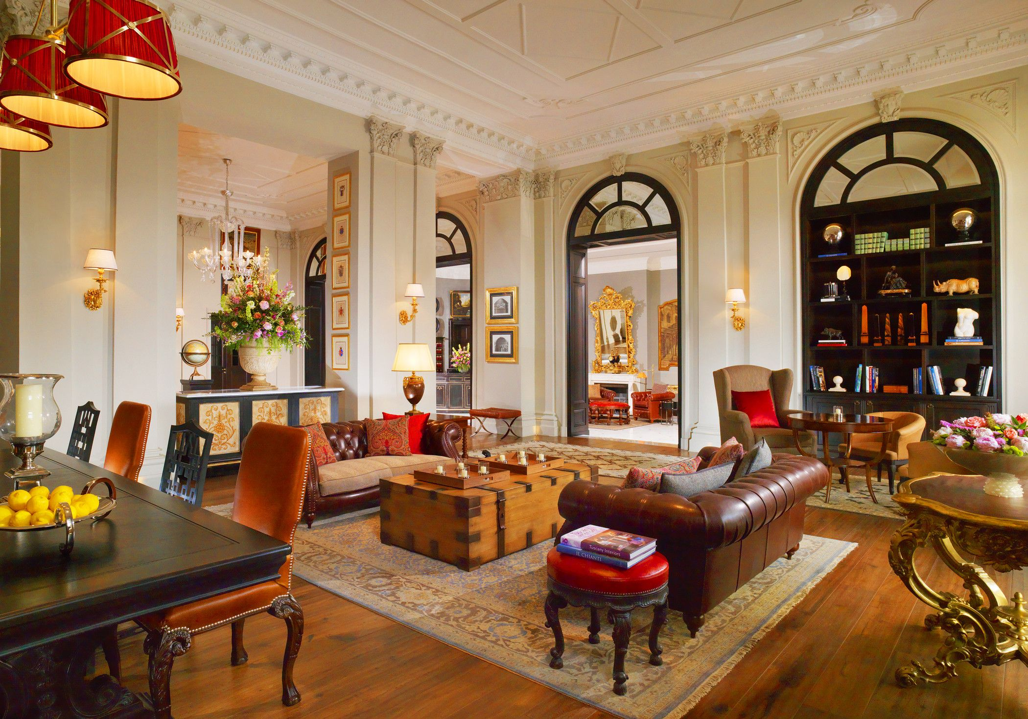 The City S Artistic Heritage Is Reflected Throughout The St Regis