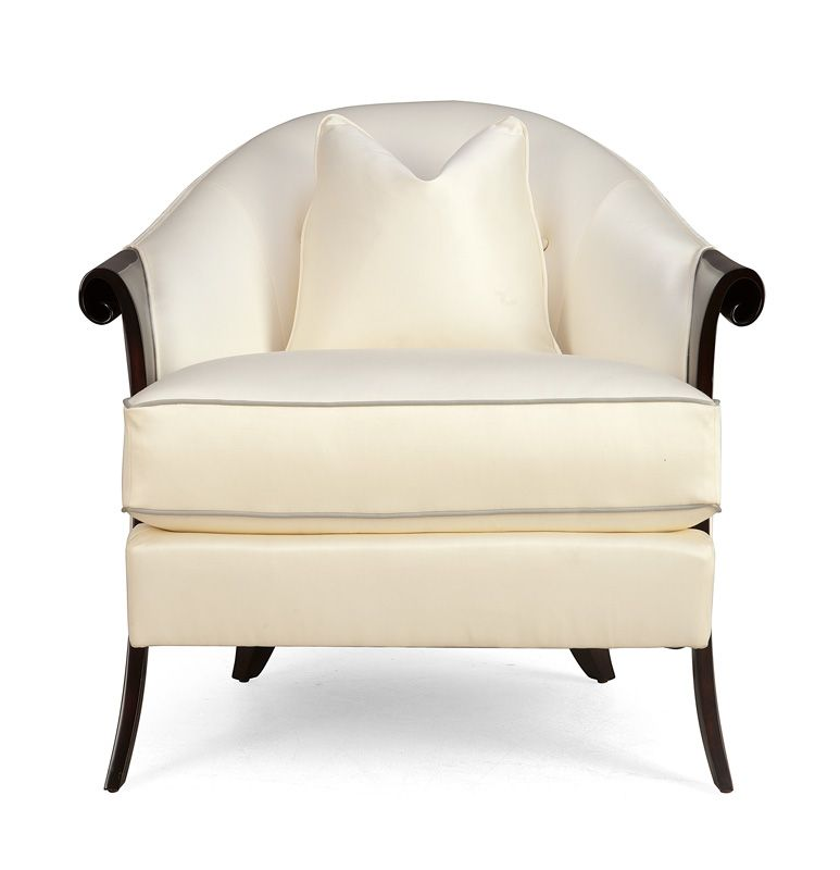 Christopher Guy  60-0326 ARM CHAIR and CHAIRS/ FAUTEUILS et