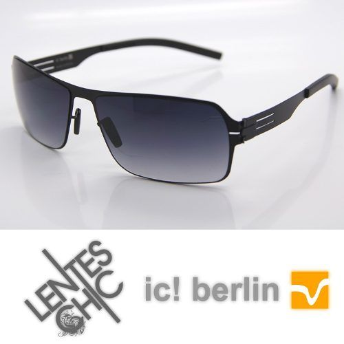 5d6a8bd96b Lentes Sol Ic! Berlin Model Jesse Marco Negro Lente Negro - $790,00 ...