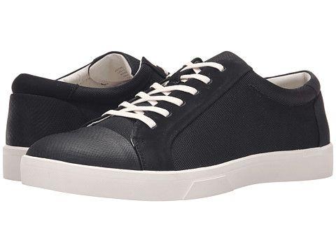 Mens Shoes Calvin Klein Igor Black Nubuck