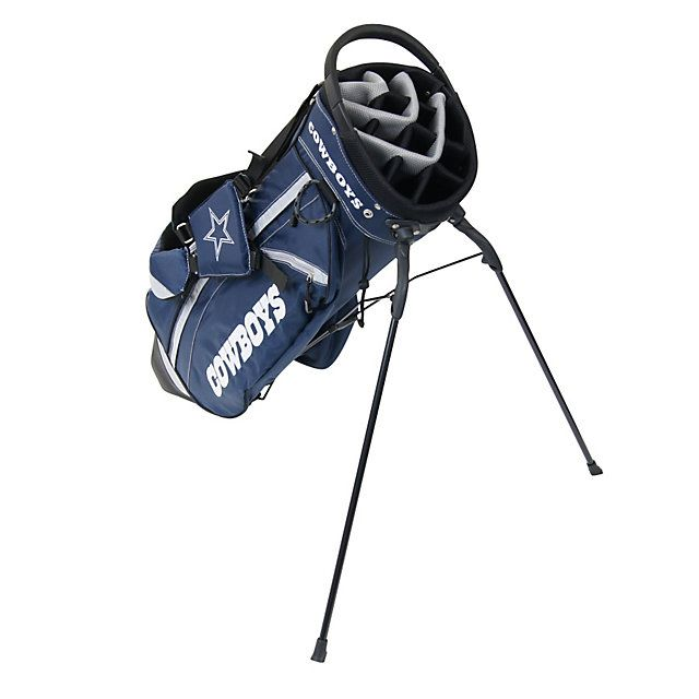 Dallas Cowboys Golf Stand Bag Home Decor
