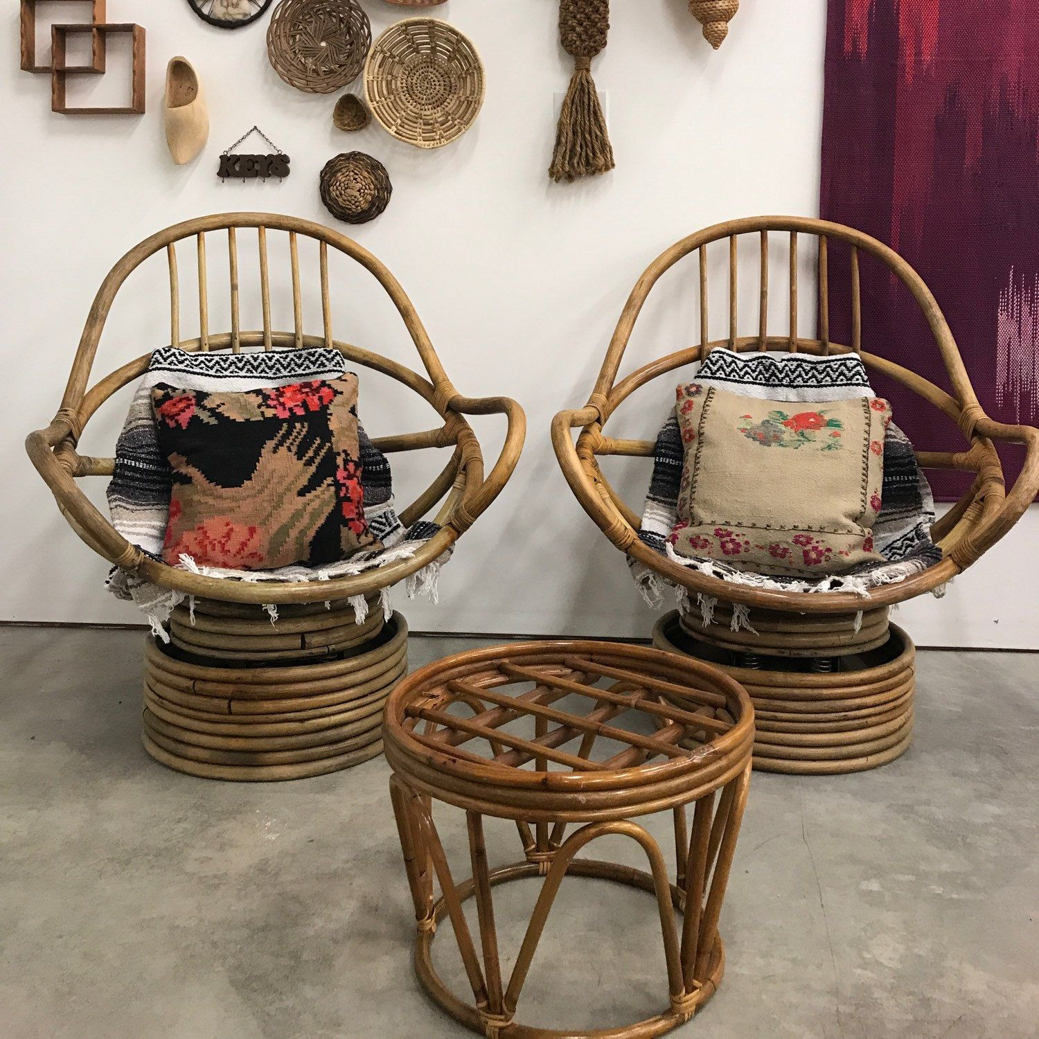 Rattan Swivel Rocking Chairs Are Now Listed On The Website.
