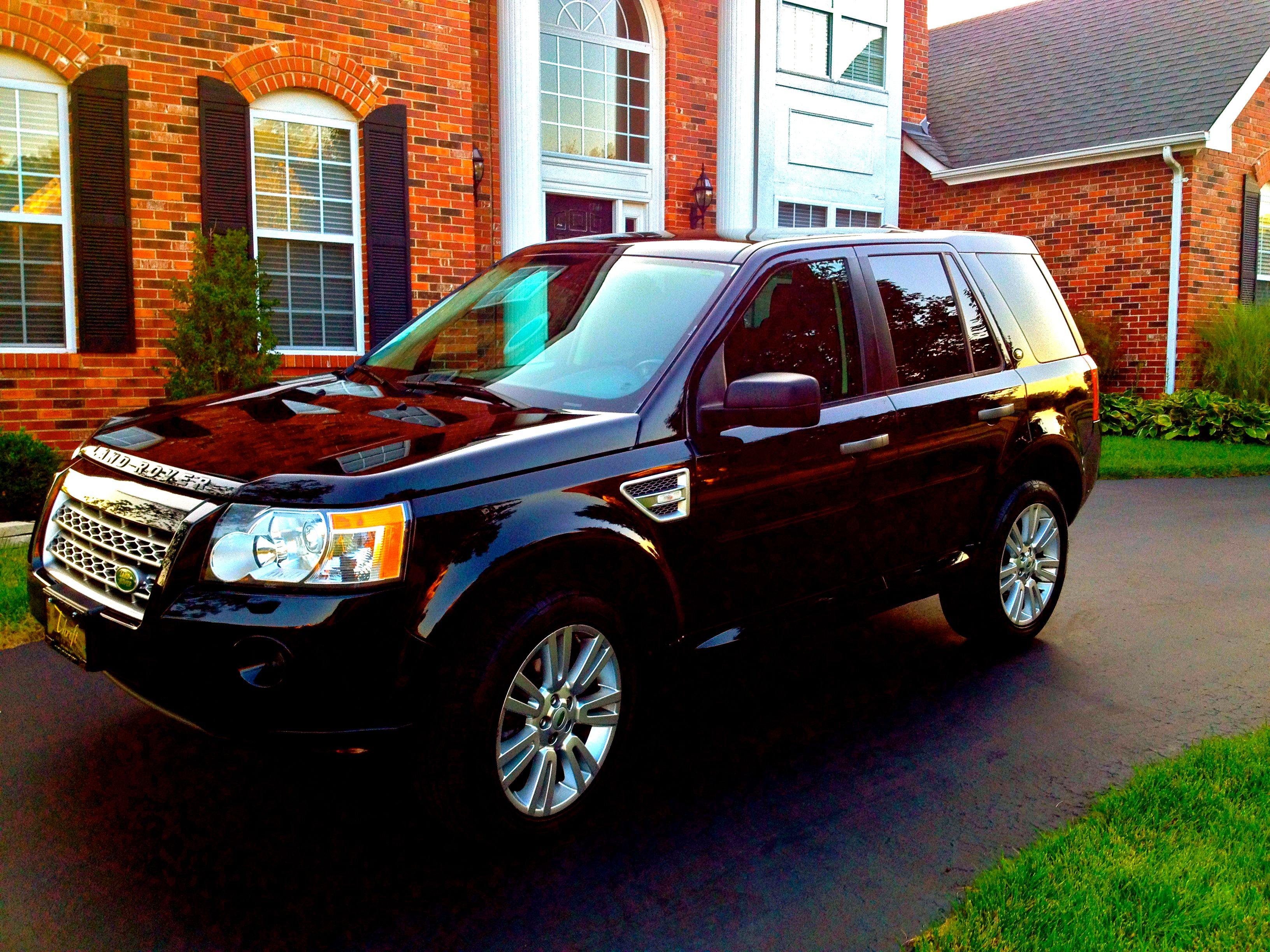 Red Rover, Red Rover. Land Rover LR2 HSE. | The Necessary ...