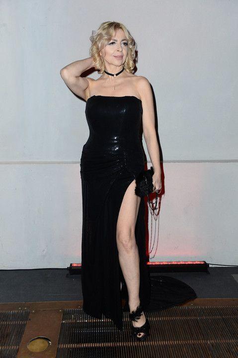 Violetta Arlak (Ranczo) szokuje figurą na gali Telekamery