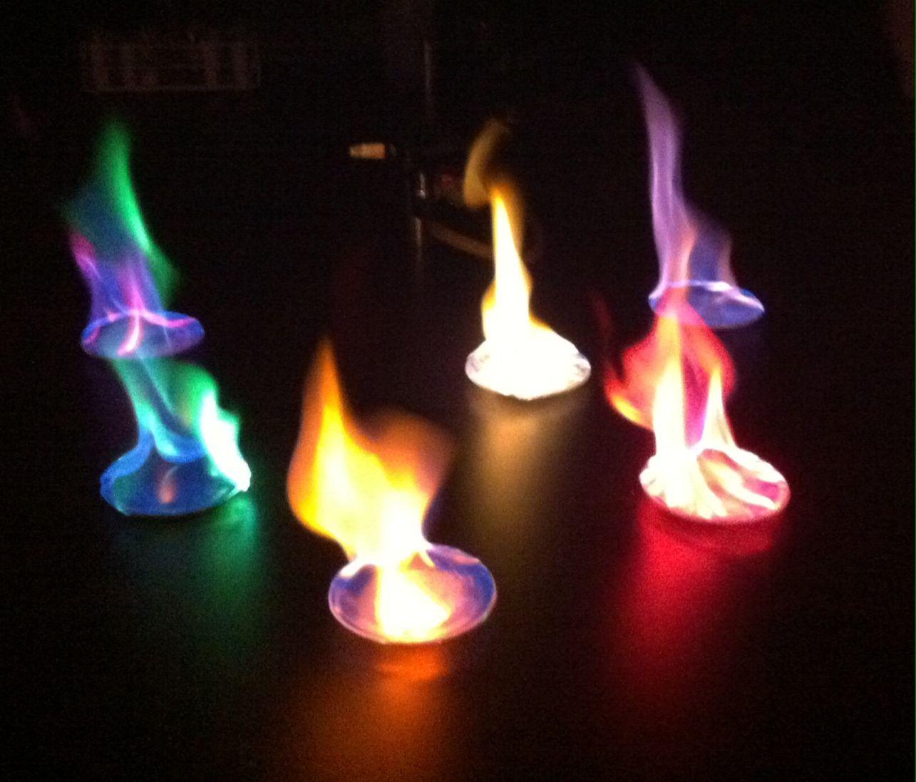 Chemistry Demo!#science #pretty