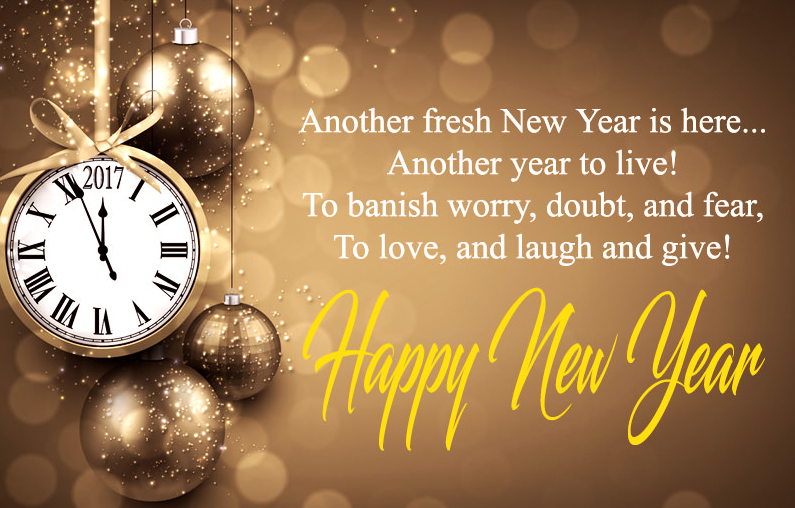 Short Best Happy New Year Poems In English Happy New Year Greetings Messages New Year Greeting Messages Happy New Year Quotes