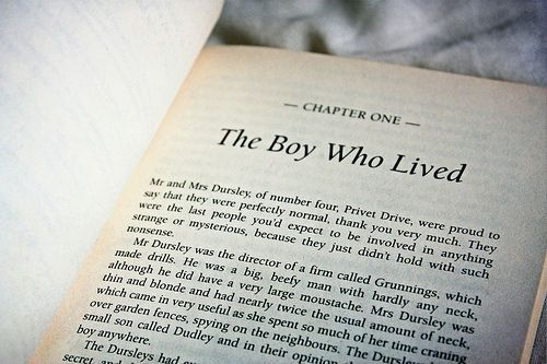 The Beginning Harry Potter Love Harry Little Reasons To Smile