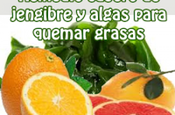 Jengibre limon y bicarbonato para adelgazar