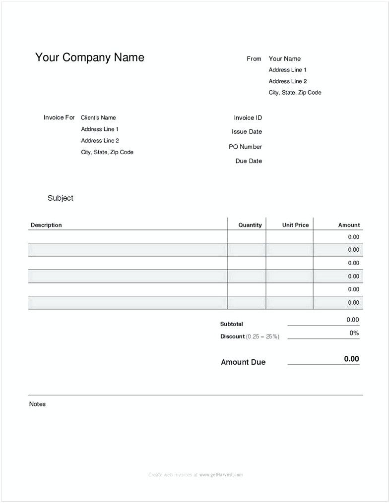 Free Download Simple And Easy Used Pay Stub Template Invoice Template Business Template Invoice Design