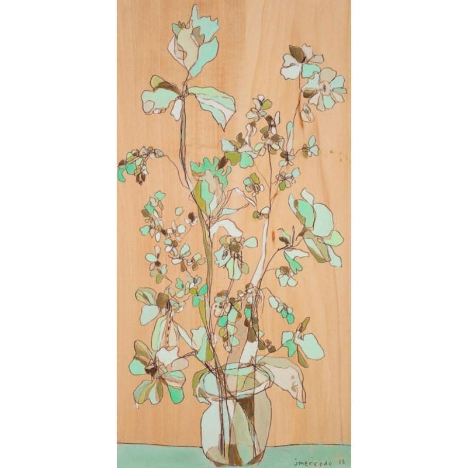 Irvington Mint   Canvas Wall Art   FLOWER/flora DESIGN   Pinterest