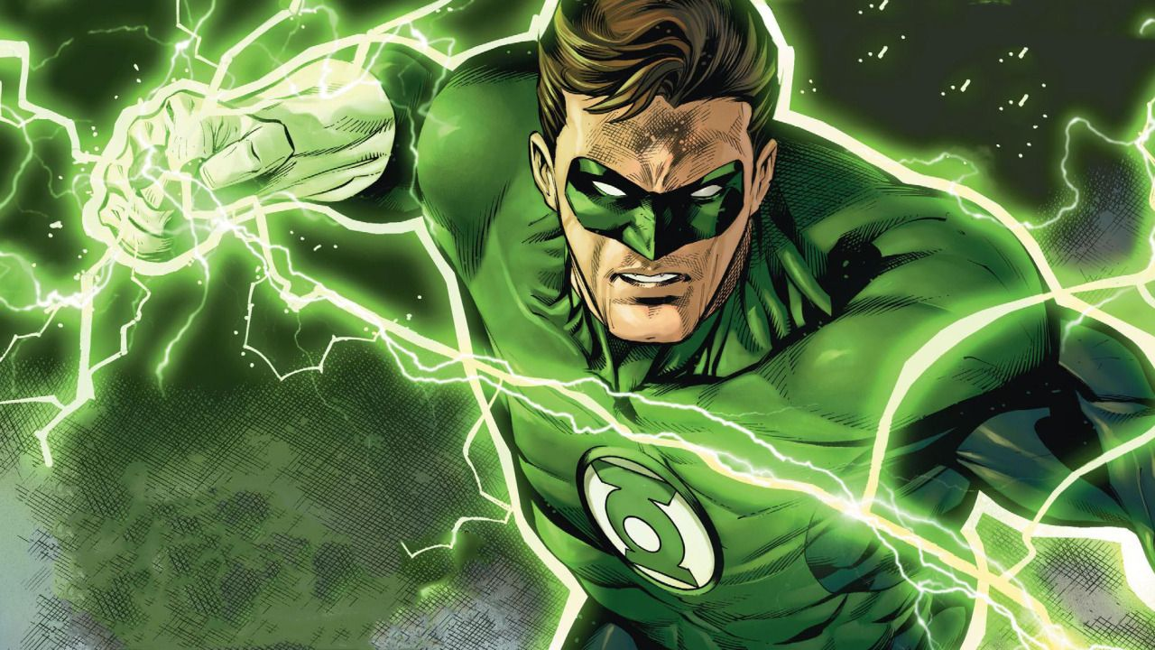 Hal in Hal Jordan & the Green Lantern Corps #11