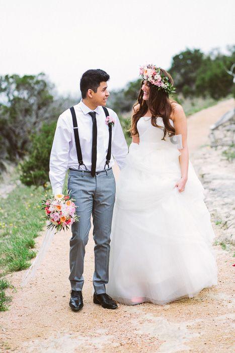 Photo of Sonya and Jonathan's Intimate Chapel Dulcinea Wedding