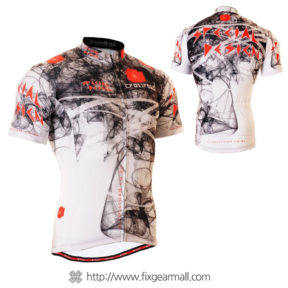 FIXGEAR CS-2102 Men/'s Short Sleeve Cycling Jersey Bicycle Apparel Roadbike MTB