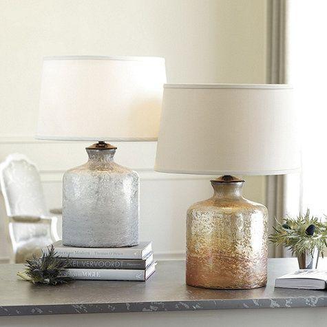 Ellis glass table lamp illuminate i ballarddesigns com
