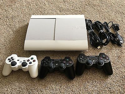 Sony Playstation 3 Super Slim 500 GB White Console (CECH-4001C) https://t.co/citTUaaLfE https://t.co/5wUAyHiwlX