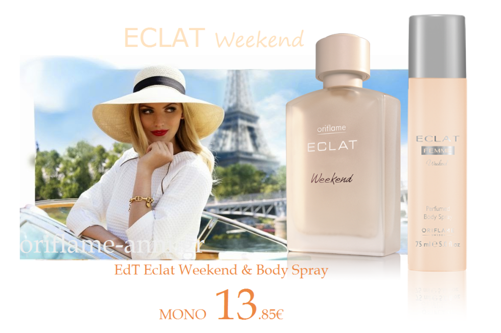 Eclat Weekend Oriflame Annigr Oriflame Anni Beauty Personal
