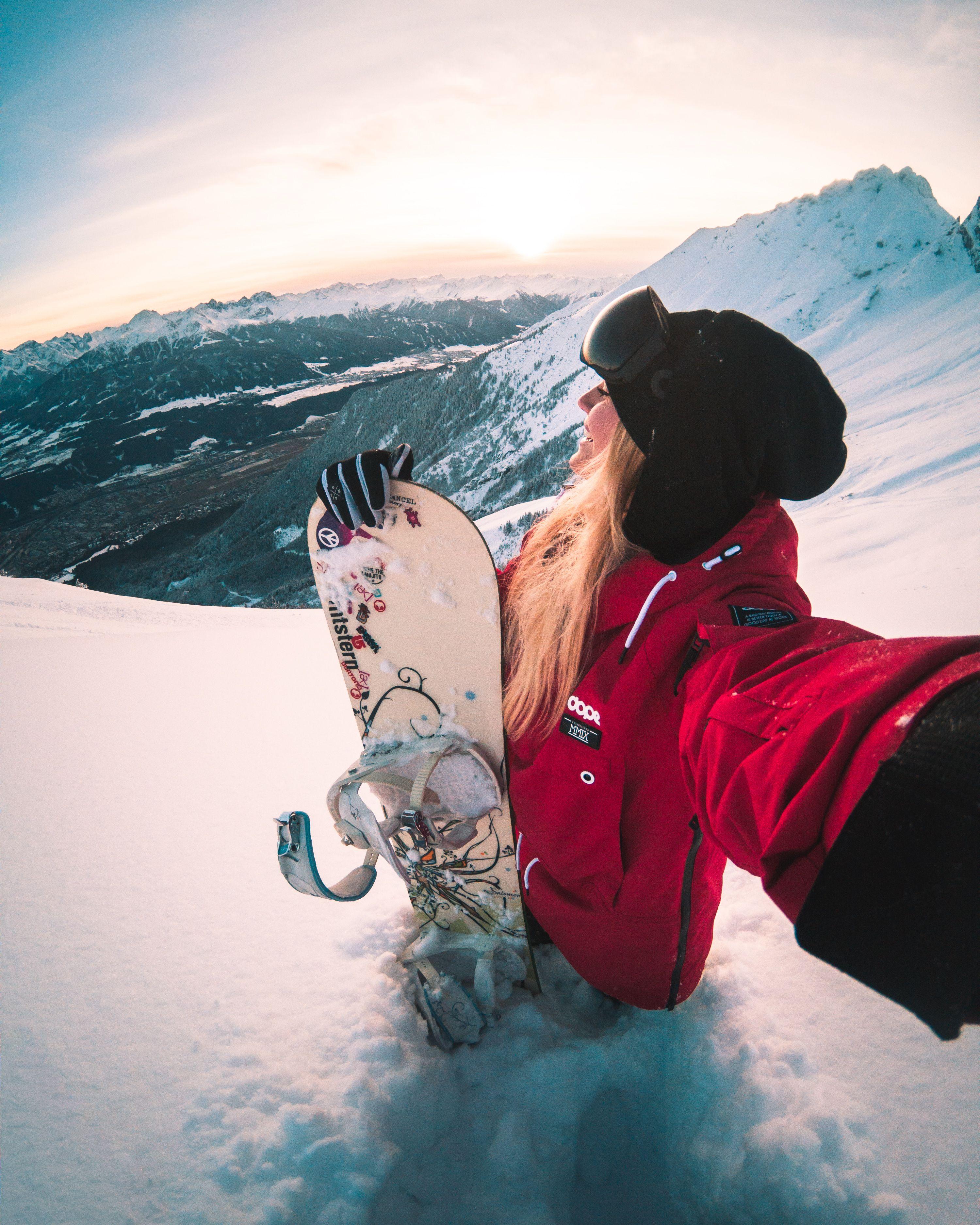 Photo of Äkta snowboard feeling i Dopes snowboardkläder för tjejer