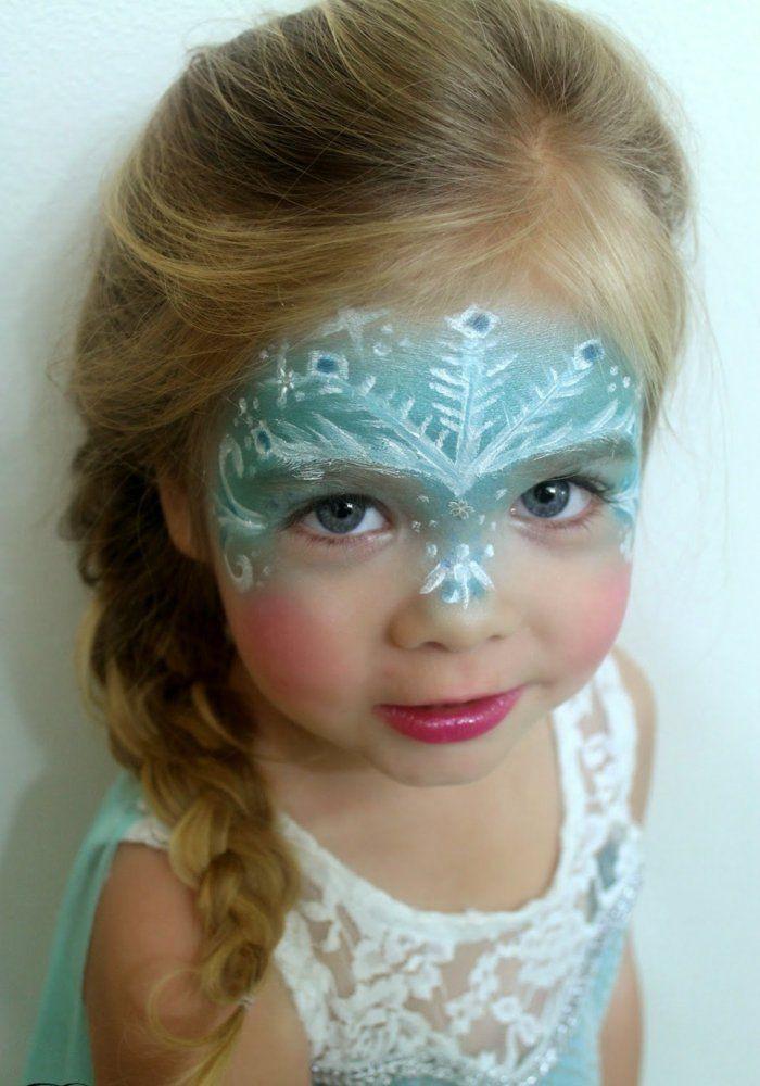 Halloween Schminkideen Fur Gruselige Kindergesichter Kinderschminken Kinder Schminken Kinderschminken Elsa
