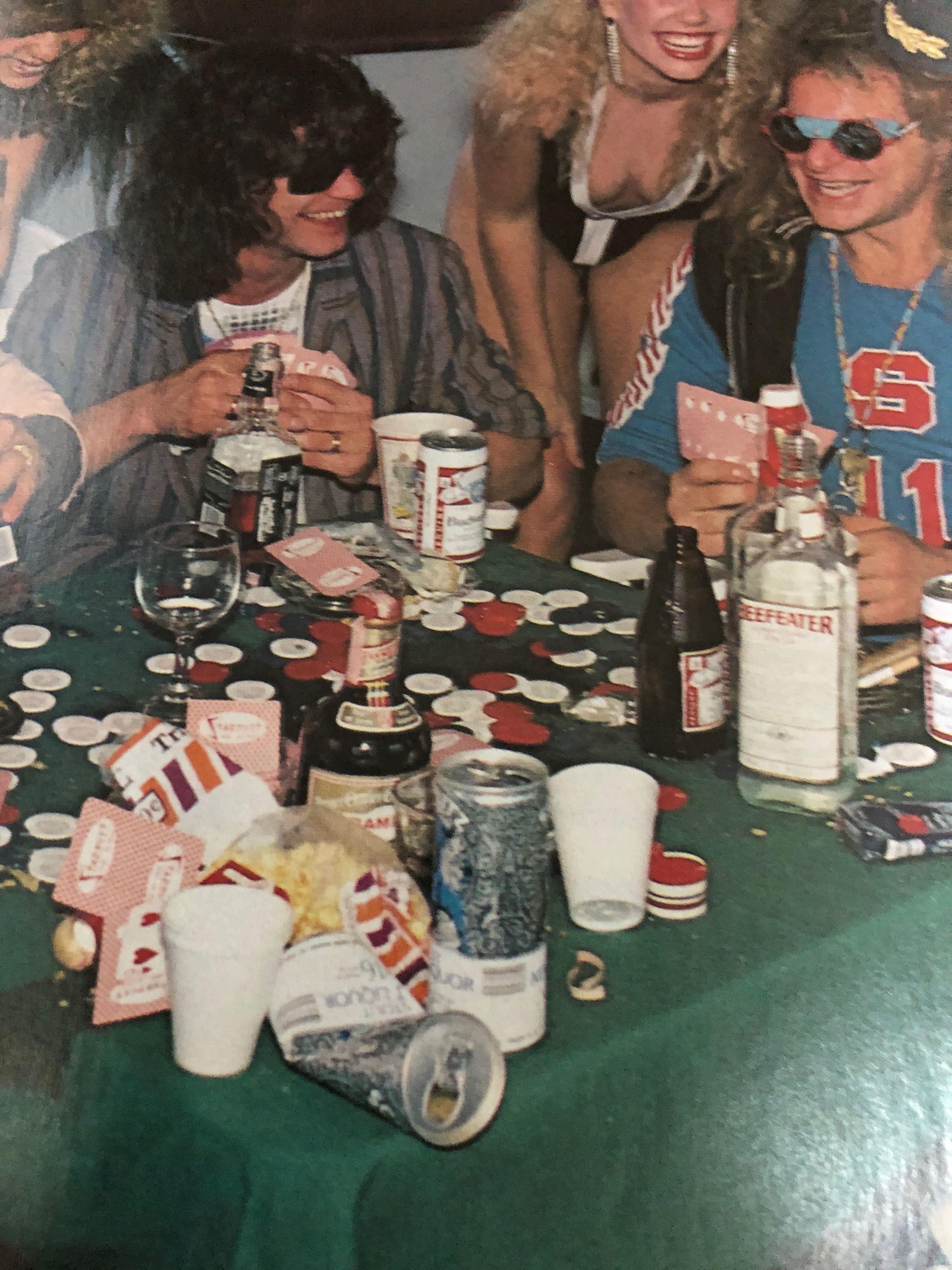 Schlitz Malt Liquor Van Halen Bout Malt