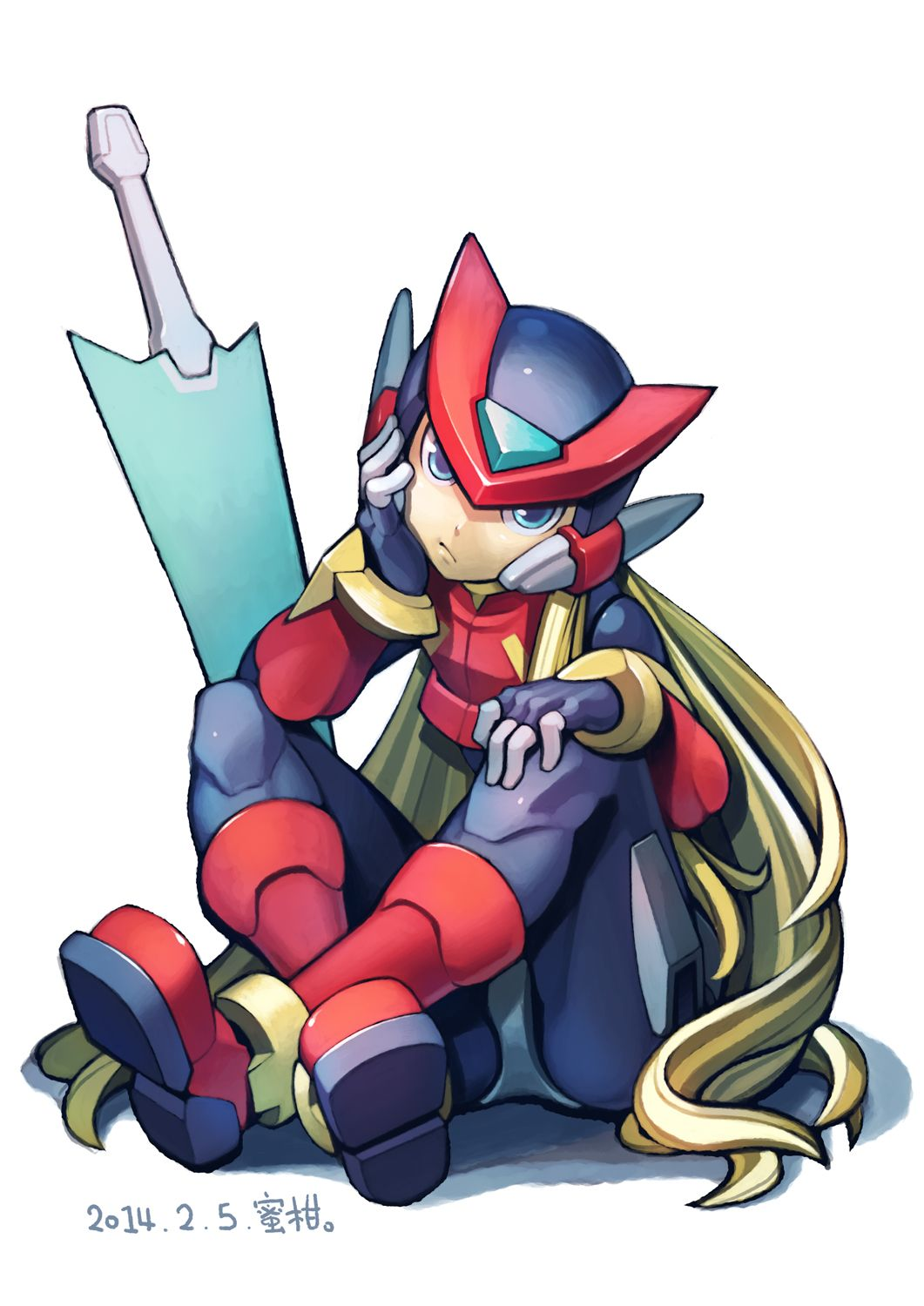 Mega Man Zero Mega Man Art Mega Man Spider Man Playstation