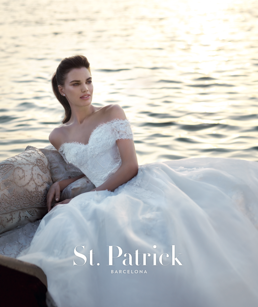 San Patrick Wedding Dresses | LMR Weddings | Sat. Patrick - Wedding ...