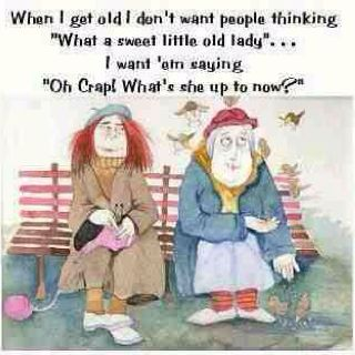 I Used To Work This Amazing Older Woman Rose She Always Used To Say Don T Be Bored In Old Age But Be Able Funny Cartoons Jokes Cartoon Jokes Senior Humor