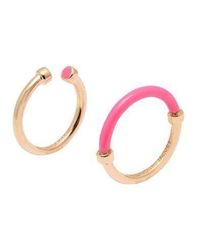 MARC BY MARC JACOBS Women's Ring Fuchsia 8 US
