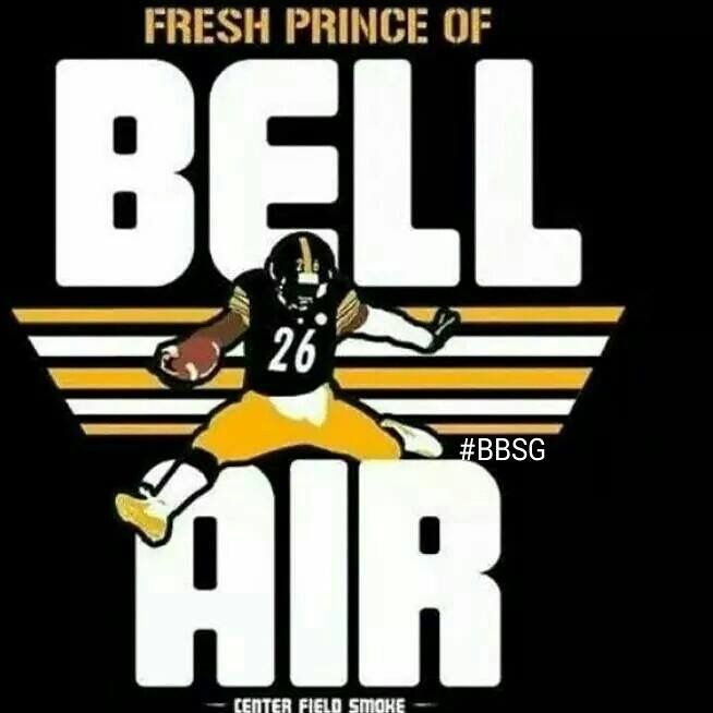 PITTSBURGH STEELERS~Leveon Bell is the man!
