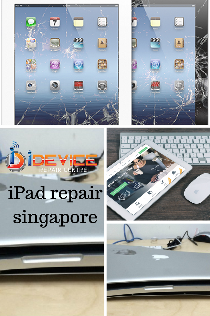 Apple iPad Air Repair Services Expert Singapore iDevice