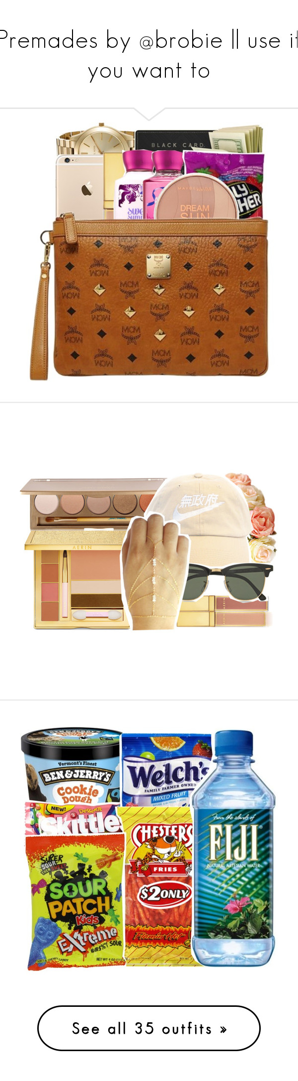 """""""Premades by @brobie 