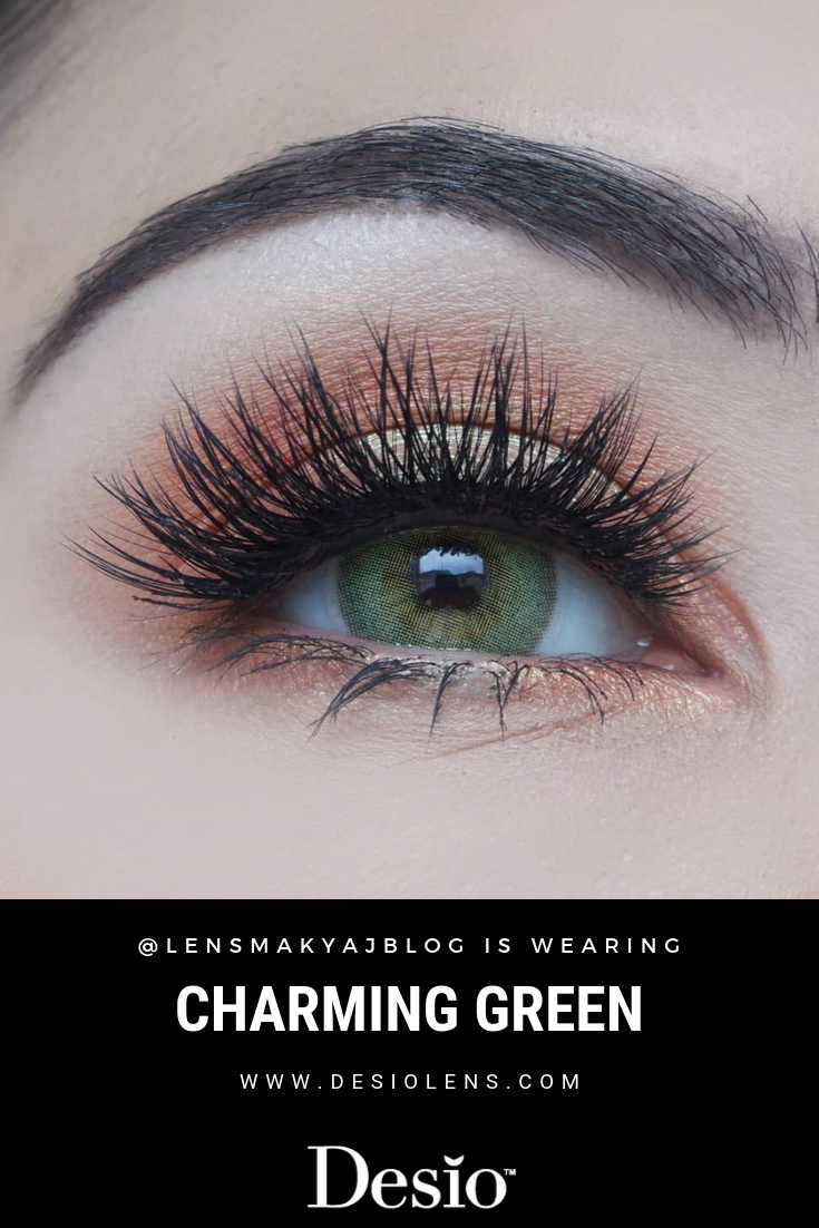 Desio Charming Green Colored Contact Lenses Green Green Colored Contacts Natural Contact Lenses