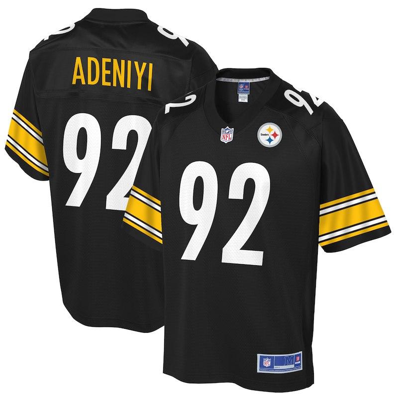 Olasunkanmi Adeniyi Pittsburgh Steelers